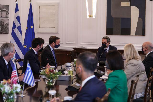 Μητσοτάκης σε αμερικανούς γερουσιαστές – Η σχέση Ελλάδας-ΗΠΑ γίνεται όλο και πιο δυνατή