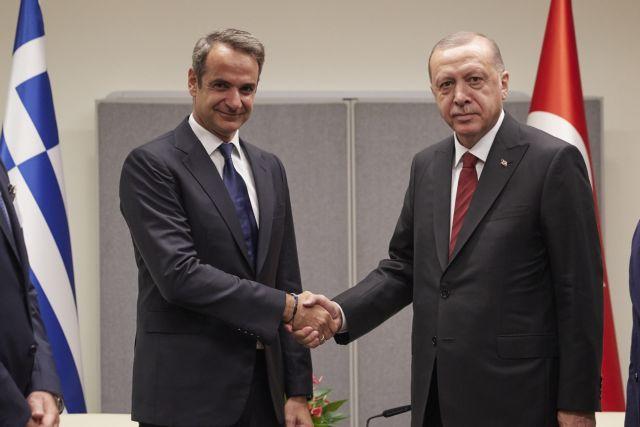 Δεν επιβεβαιώνει η Αθήνα τον Ερντογάν για συνάντηση με Μητσοτάκη στη Νέα Υόρκη