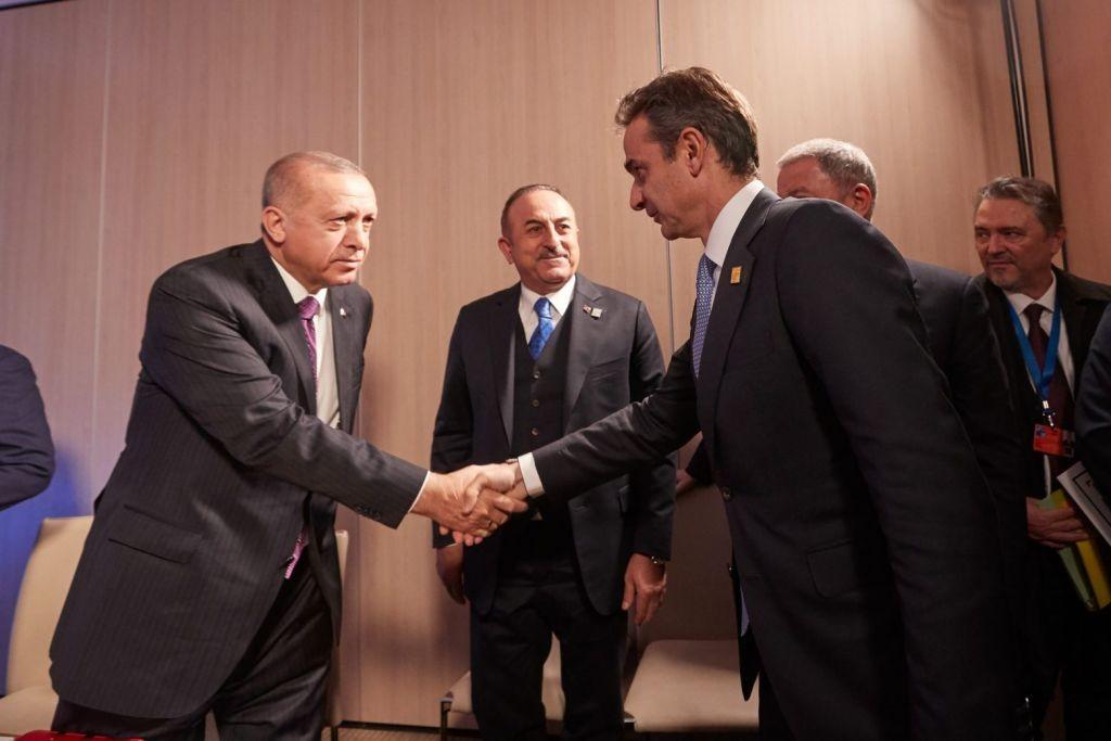 Οικονόμου – Δεν υπάρχει ραντεβού Μητσοτάκη και Ερντογάν – Αν υποβληθεί αίτημα νομίζω θα απαντηθεί θετικά