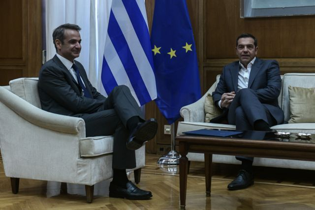 ΔΕΘ – Μητσοτάκης – Με τον ΣΥΡΙΖΑ μας χωρίζει αξιακό και πολιτικό χάσμα –  Επίθεση σε Τσίπρα για τη μεσαία τάξη