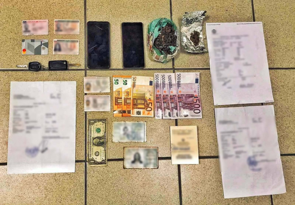 Θεσσαλονίκη – Σύλληψη διεθνώς καταζητούμενου Σέρβου για διακίνηση ναρκωτικών