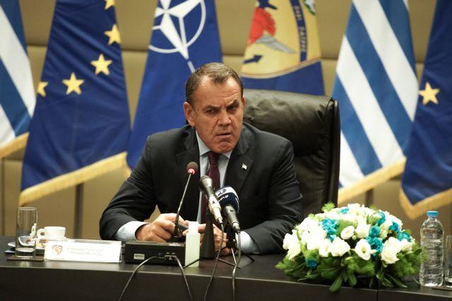 Στη Σλοβενία για τη Σύνοδο των υπουργών Άμυνας της ΕΕ ο Ν. Παναγιωτόπουλος