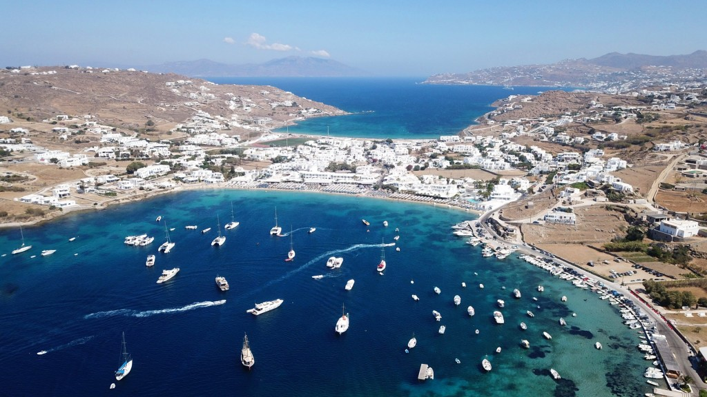 Greece is the best luxury tourism destination for 2021