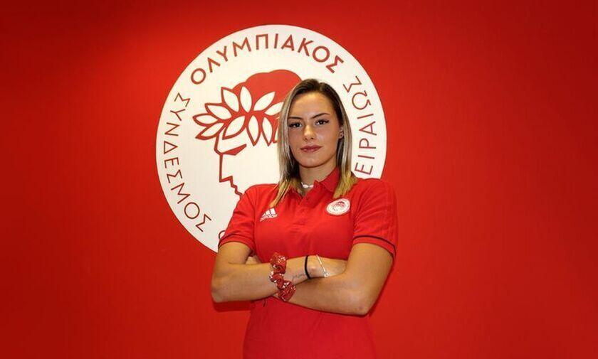 GNTM – «Φωτιά» η κολυμβήτρια του Ολυμπιακού Όλγα Ντάλλα