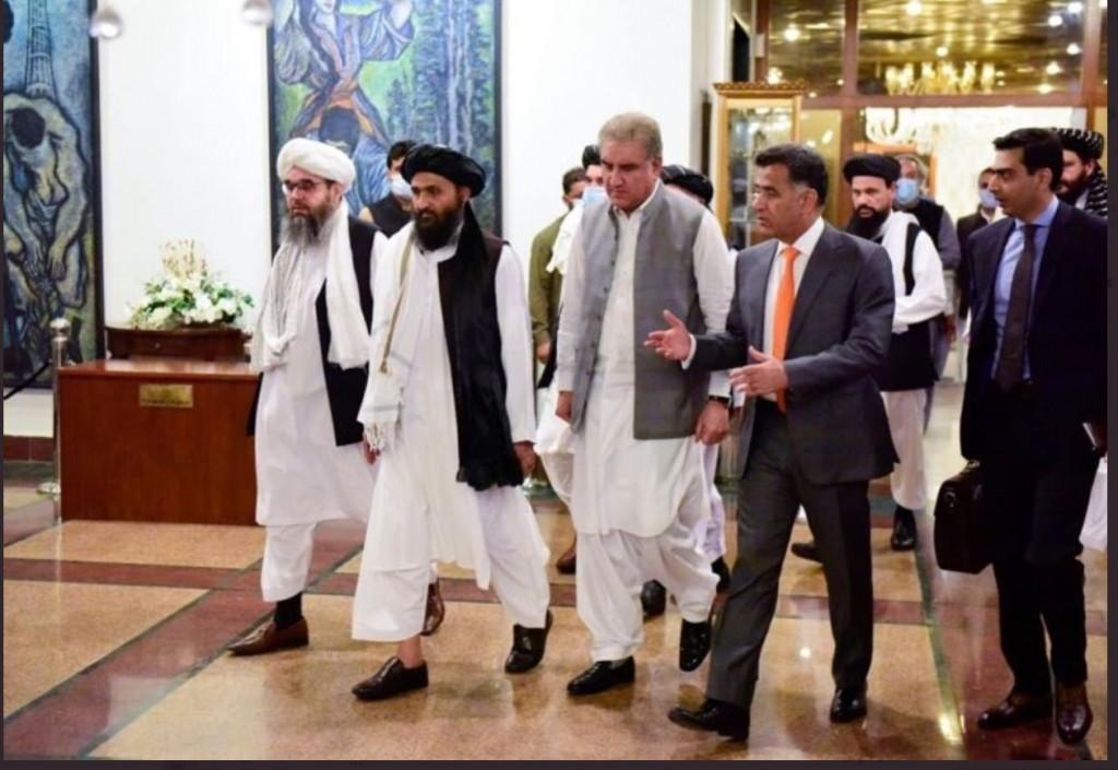 Ο ρόλος του Πακιστάν στη συγκρότηση της κυβέρνησης των Ταλιμπάν
