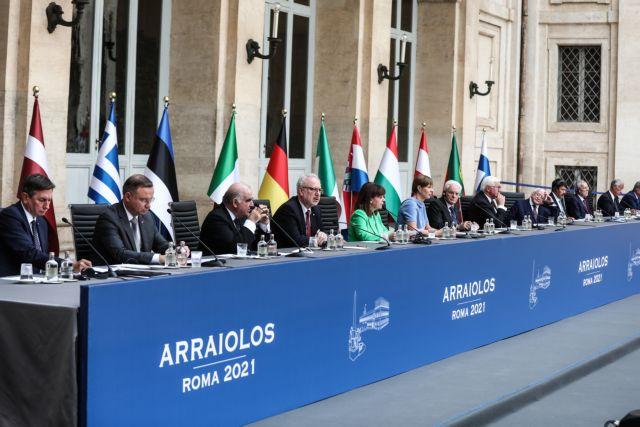 Σακελλαροπούλου – Η Ευρώπη πρέπει να διασφαλίσει τον ηγετικό της ρόλο