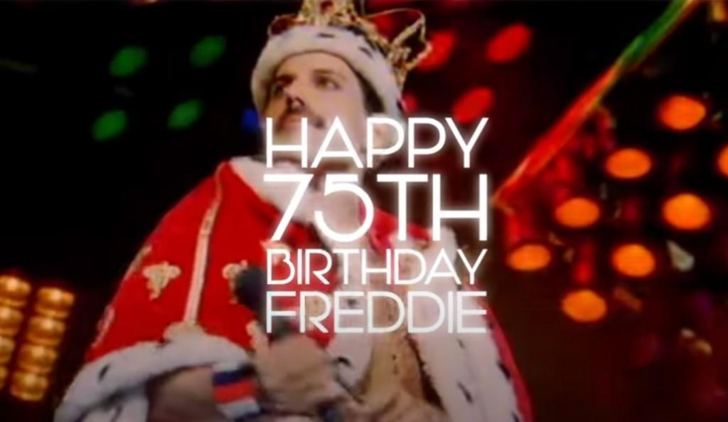Φρέντι Μέρκιουρι- Οι Queen κυκλοφόρησαν ένα απίστευτο βίντεο για τον αιώνιο πρίγκιπά τους
