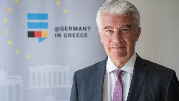 Γερμανικές εκλογές - Η πρώτη αντίδραση του γερμανού πρέσβη στην Αθήνα