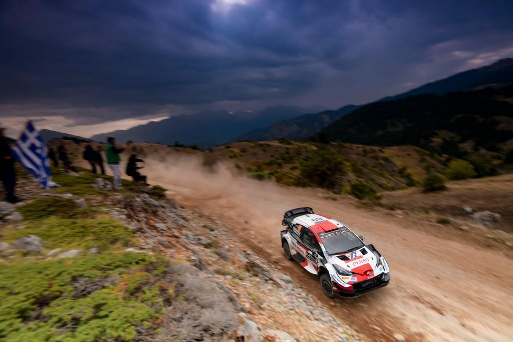 WRC – Νικητής στο Ράλι Ακρόπολις το παιδί-θαύμα Κάλε Ροβάνπερα