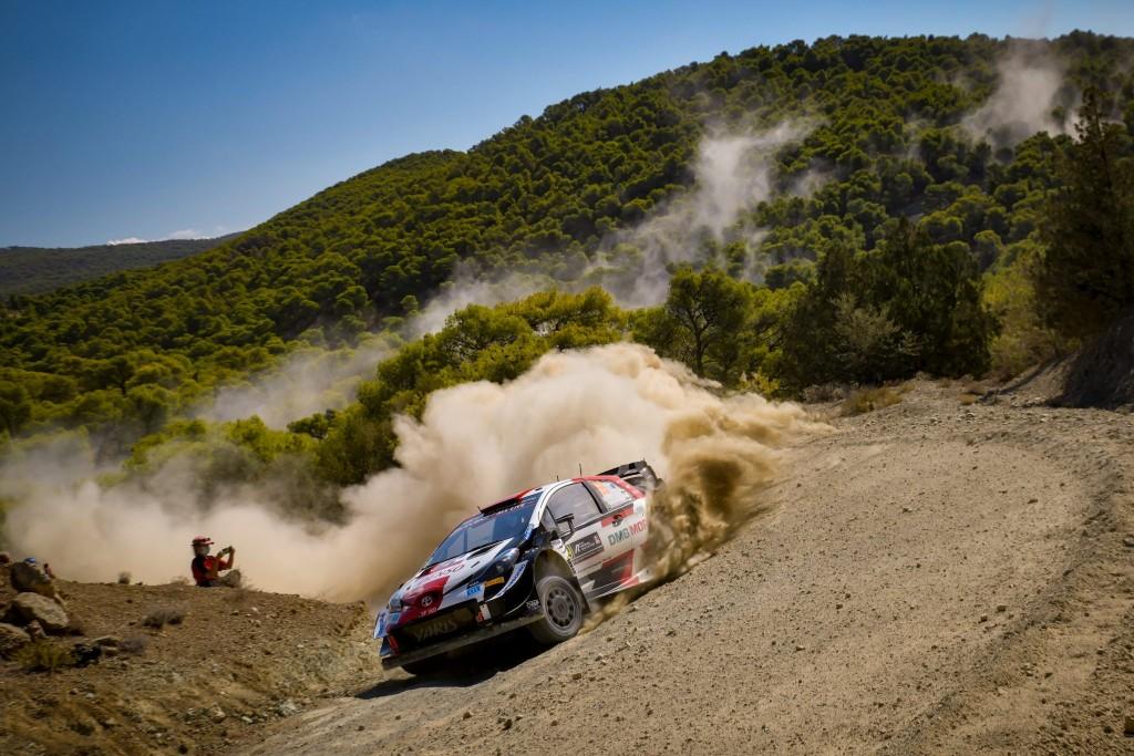WRC – Ράλι Ακρόπολις – Ο Ροβάνπερα αύξησε την διαφορά του στην κορυφή