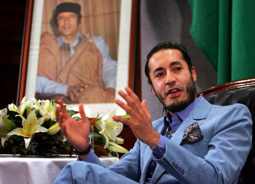 Λιβύη – Αποφυλακίστηκε ο γιος του Καντάφι, Σαάντι και «έφυγε για την Τουρκία»