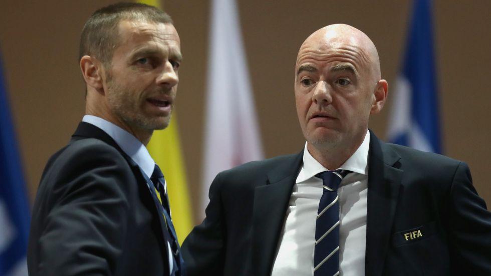 Κόντρα UEFA και FIFA για το Παγκόσμιο Κύπελλο