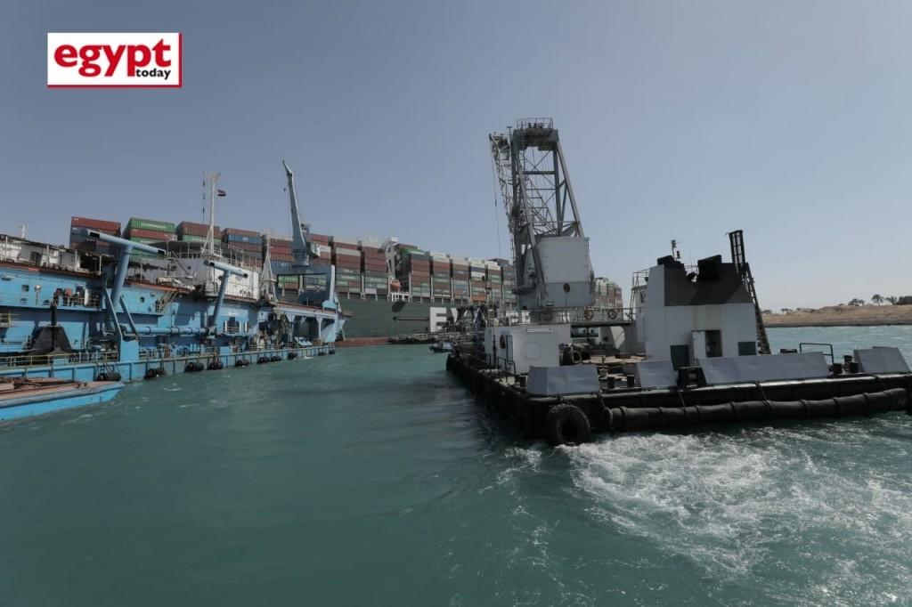 Σουέζ – Έκλεισε ξανά η Διώρυγα – Η δεύτερη φορά μέσα σε λίγους μήνες