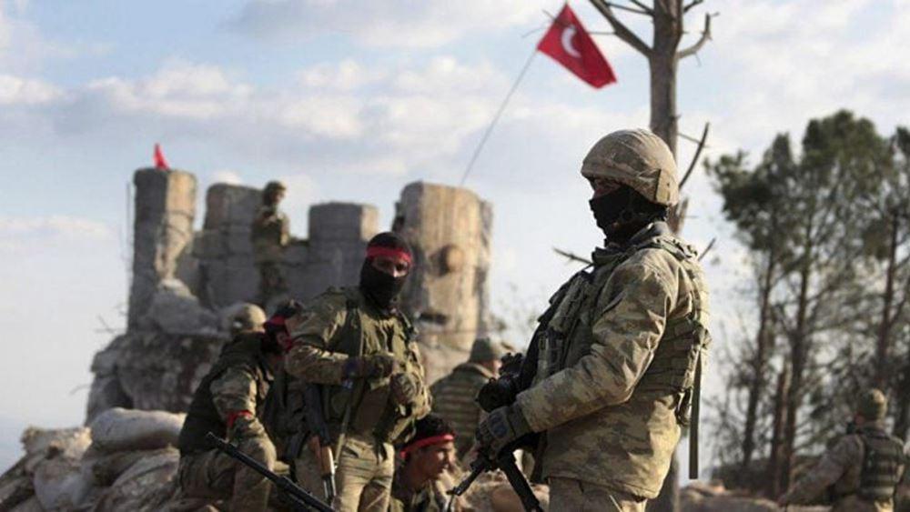 Δύο τούρκοι στρατιώτες σκοτώθηκαν σε βομβιστική επίθεση στο Ιντλίμπ της Συρίας
