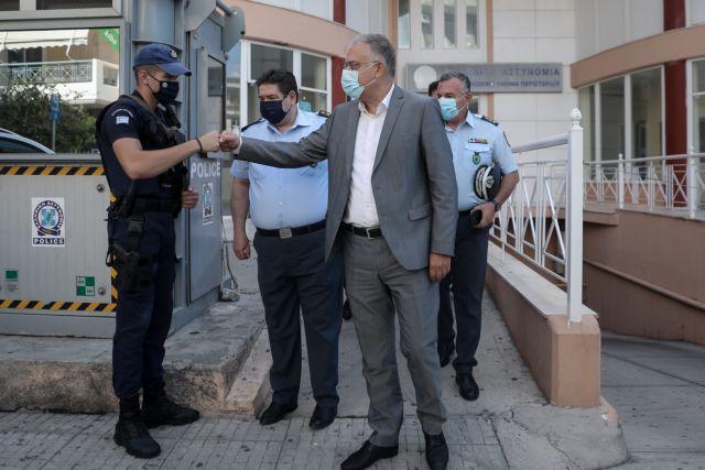 Θεοδωρικάκος – Η αστυνομία θα είναι σκληρή με το έγκλημα και φιλική στον πολίτη