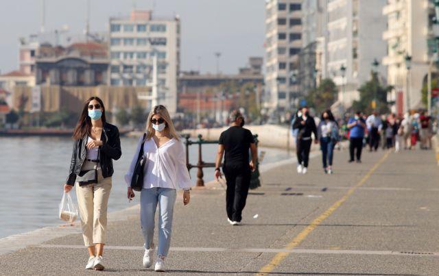 Κοροναϊός – Συναγερμός για τα αυξημένα κρούσματα στη Θεσσαλονίκη – Πονοκέφαλος για τους χαμηλούς εμβολιασμούς