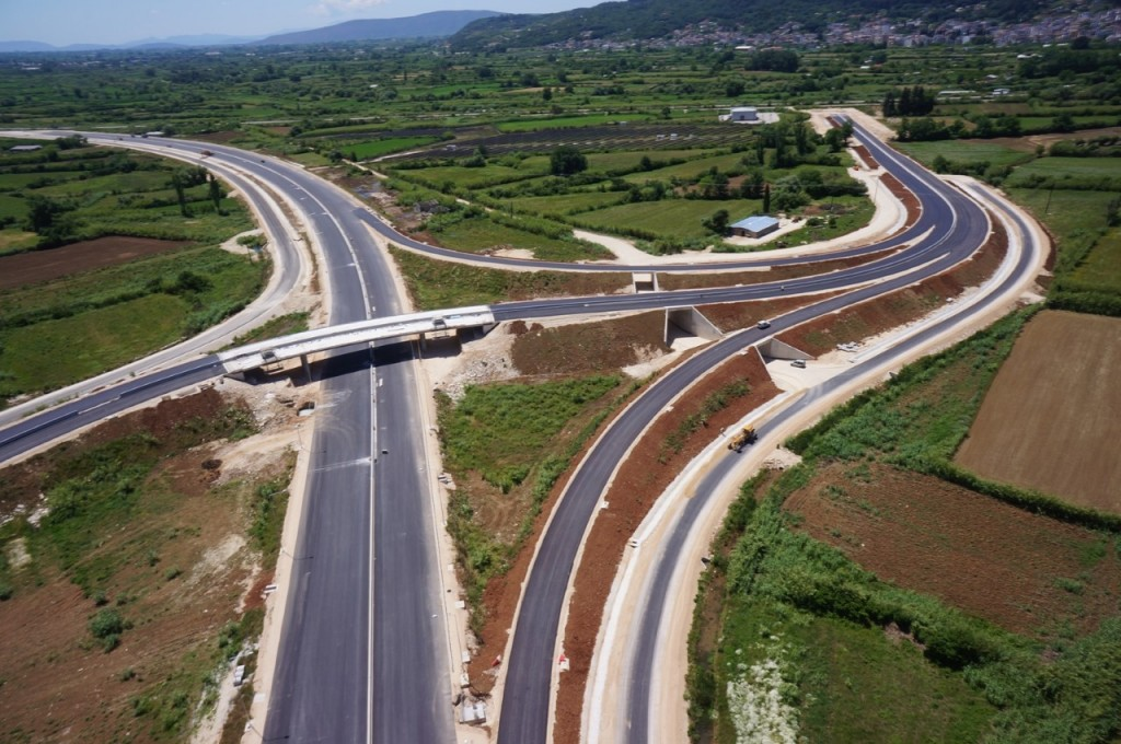 Public-private partnership infrastructure projects around Greece valued at 5 bln€ over coming period