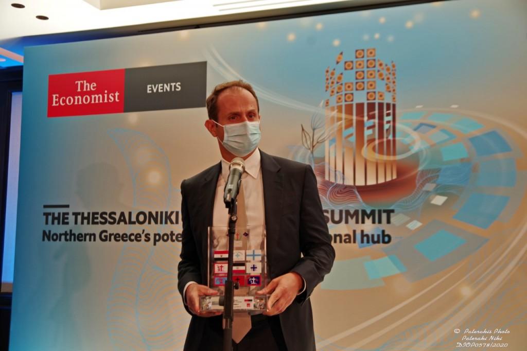 Βραβείο «Green Award» για τη «Βιώσιμη Nαυτιλία» στην Capital Product Partners (CPLP)