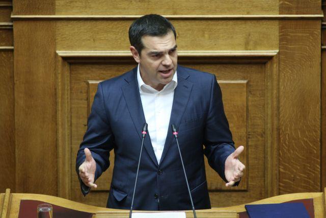 Τσίπρας για ασφαλιστικό – Νομοσχέδιο – ύβρις στις σημερινές και τις επόμενες γενιές των Ελλήνων