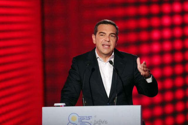 ΔΕΘ – Τσίπρας – Η χώρα έχει ανάγκη από νέα αρχή – Ο Μητσοτάκης εξαπάτησε τη μεσαία τάξη