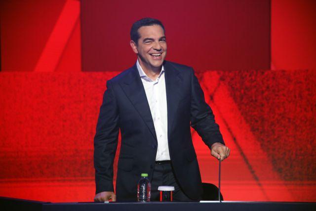 ΔΕΘ – Τσίπρας – Ρίχνει γέφυρες στη μεσαία τάξη και τους συνταξιούχους με το βλέμμα στις εκλογές