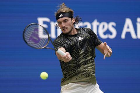 Μετά το Davis Cup θα αγωνιστεί στη Βοστώνη ο Τσιτσιπάς