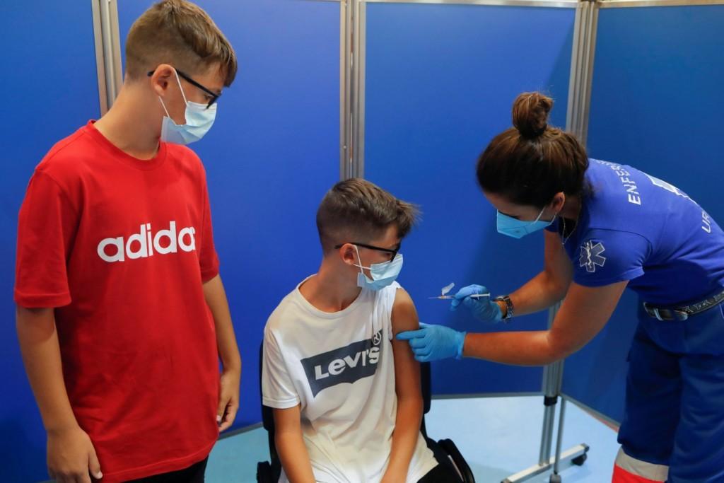 Γερμανία – Στα μέσα Οκτωβρίου θα είναι διαθέσιμο το εμβόλιο της BioNTech για τα παιδιά 5-11 ετών