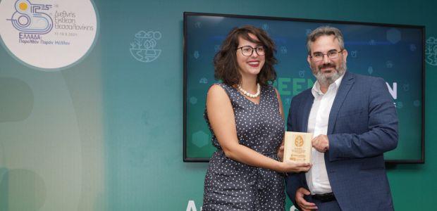 «Πράσινο» βραβείο για σύστημα ελέγχου ηλεκτρικών δικτύων του ΕΚΕΤΑ