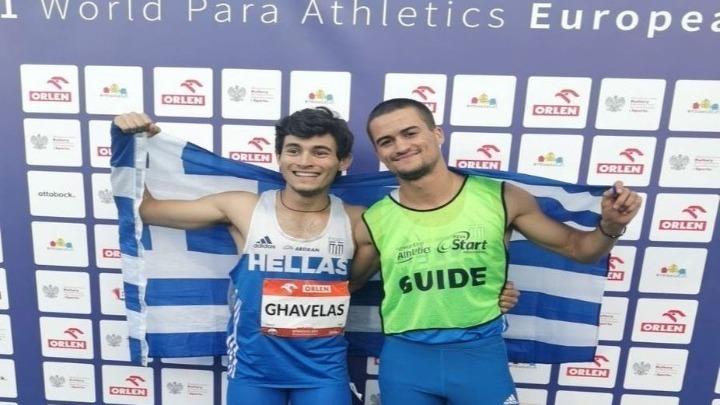 Παραολυμπιακοί Αγώνες – Φοβερός ο Γκαβέλας στα 100 μ., πήρε το χρυσό με παγκόσμιο ρεκόρ