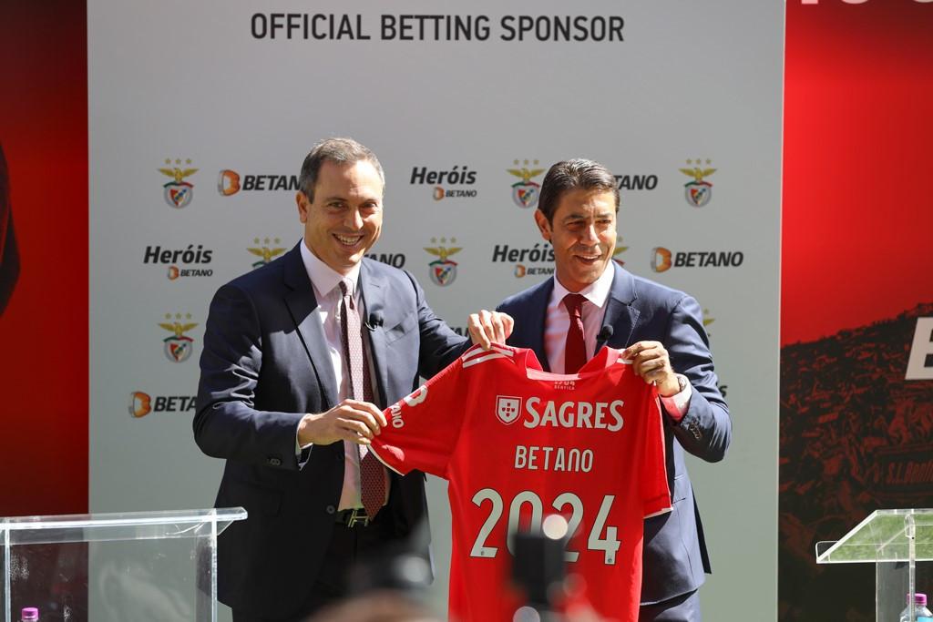 Betano & Benfica: Μια ισχυρή και καινοτόμος συνεργασία