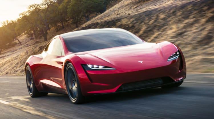 Νέα καθυστέρηση για το Tesla Roadster