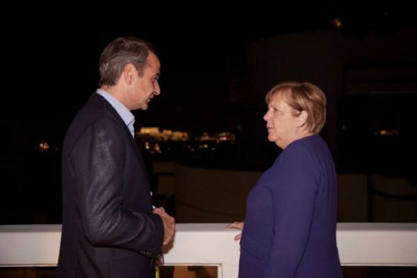 Στην Ελλάδα η Ανγκελα Μέρκελ - Η τελευταία επίσκεψη ως καγκελάριος και ο επίλογος μιας έντονης σχέσης