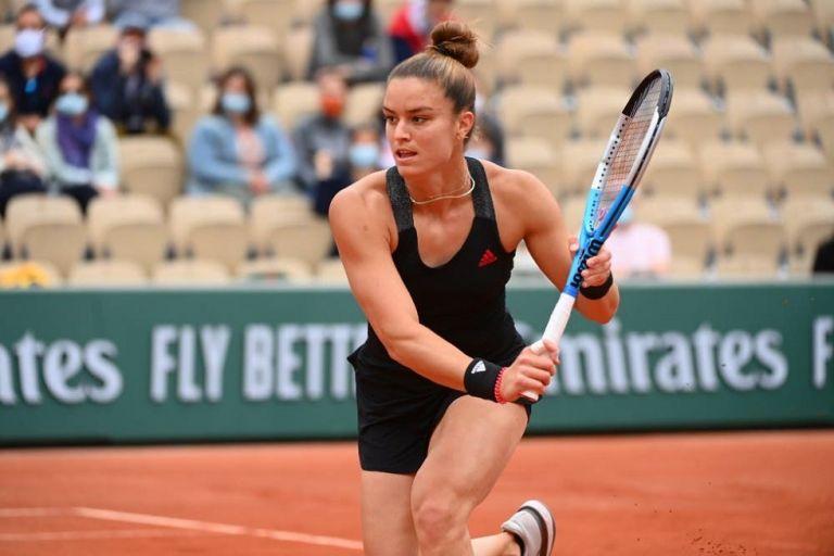 Μια… ανάσα από τα WTA Finals η Σάκκαρη