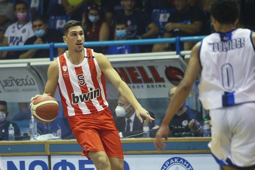 Basket League – Εκτός έδρας αποστολές για Ολυμπιακό και Παναθηναϊκό
