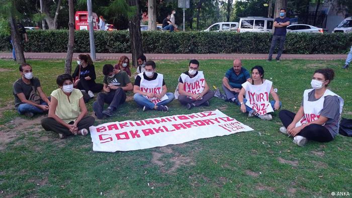 Τουρκία – Φοιτητικό κίνημα για το δικαίωμα στη στέγαση – Χιλιάδες κοιμούνται στα πάρκα