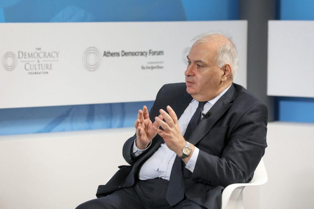 Χριστόδουλος Λάζαρης – Η ελληνική προεδρία της IHRA «να ενώσει όλες τις μεγάλες Δημοκρατίες του πλανήτη»