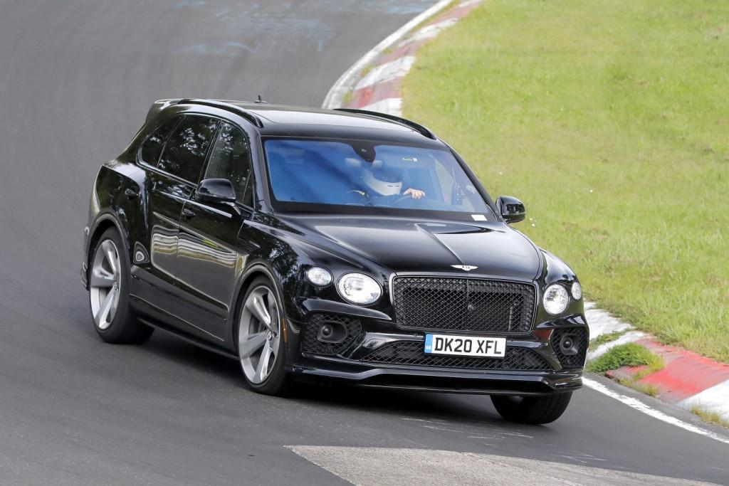 Bentley Bentayga Speed: Ελίτ ανησυχίες