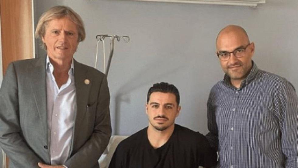 Επιστρέφει στην Ελλάδα ο Γαλανόπουλος – Το «ευχαριστώ» στους γιατρούς