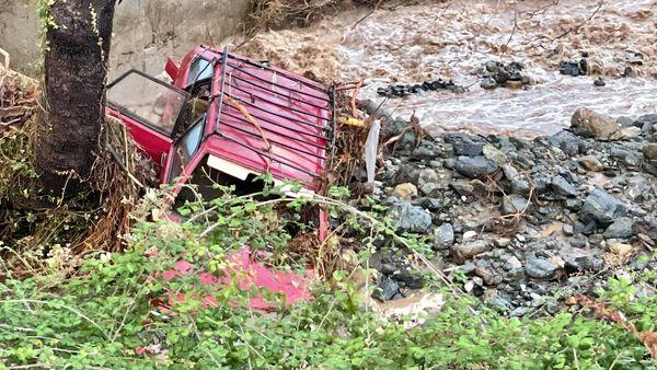 Εύβοια – Νέα επιδείνωση με πλημμυρικά φαινόμενα τις επόμενες ημέρες