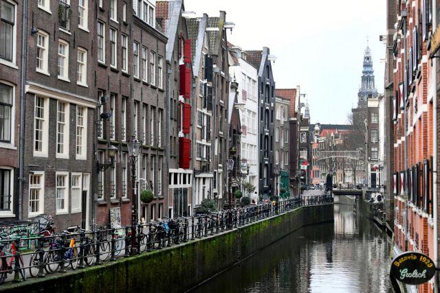 Ολλανδία – Φόβοι για μεγαλύτερη άνοδο της στάθμης της θάλασσας - in.gr