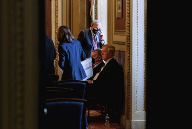 ΗΠΑ – Συμφωνία στη Γερουσία για βραχυπρόθεσμη αύξηση του ορίου του χρέους