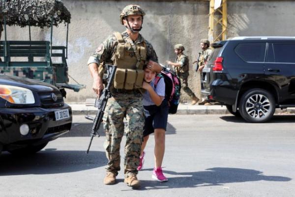 Ο χρεοκοπημένος Λίβανος στα πρόθυρα του εμφυλίου