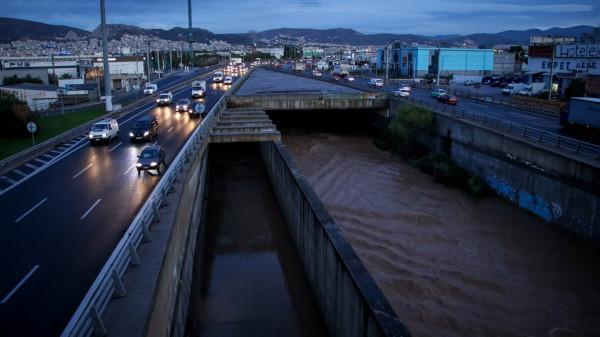 Στον Κηφισό οι έξι πιο φονικές πλημμύρες στην Αθήνα - Η κλιματική αλλαγή θα φέρει κι άλλες στο μέλλον