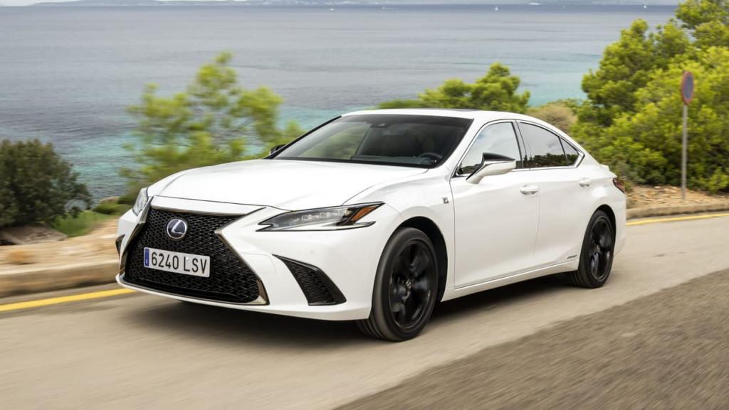 Lexus ES: Ανανέωση με ιαπωνικούς όρους