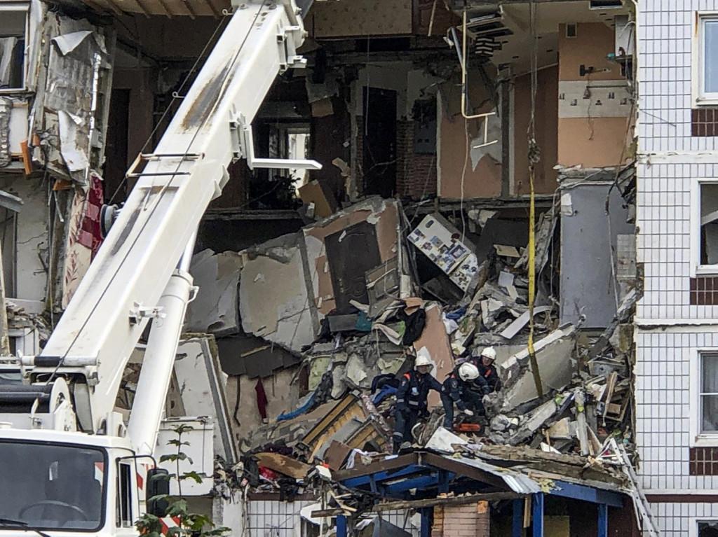 Γεωργία – Πέντε νεκροί από κτίριο που κατέρρευσε