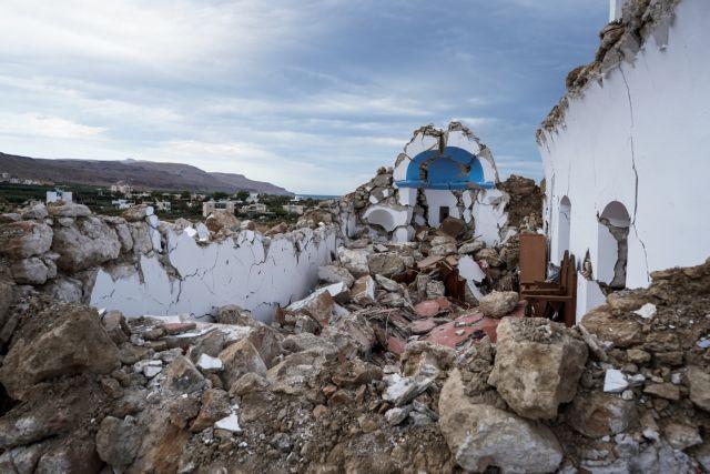 Κρήτη – Ανησυχία ειδικών γιατί δεν έχει καταγραφεί μεγάλος μετασεισμός