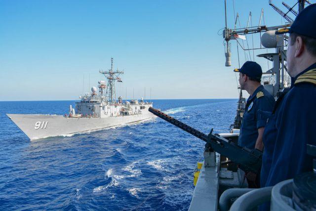 «Πέφτουν» οι υπογραφές της 5ετούς αμυντικής συμφωνίας με τις ΗΠΑ – Τι προβλέπει