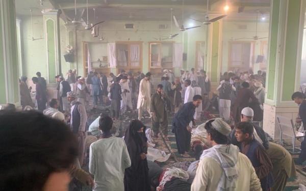 Αφγανιστάν - Το Ισλαμικό κράτος πίσω από την πολύνεκρη επίθεση σε τζαμί