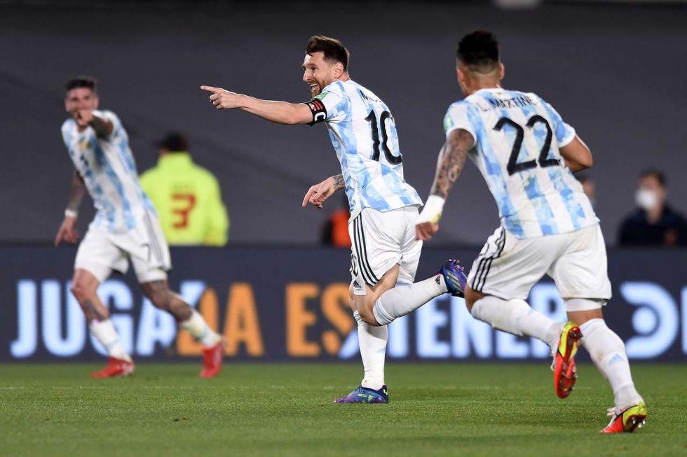 Θρίαμβος για την Αργεντινή (3-0), «κόλλησαν» στο μηδέν Βραζιλία και Κολομβία