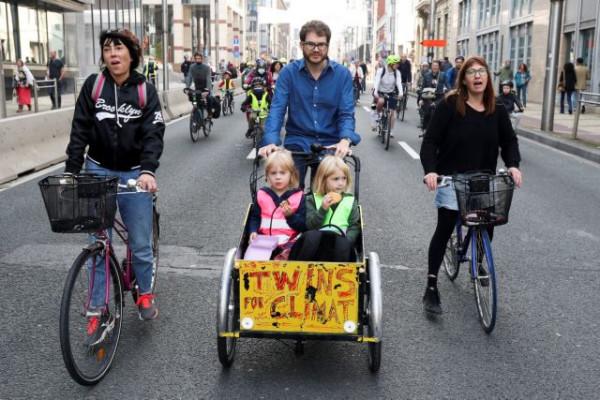 Βέλγιο – Μεγάλη διαδήλωση για το Κλίμα